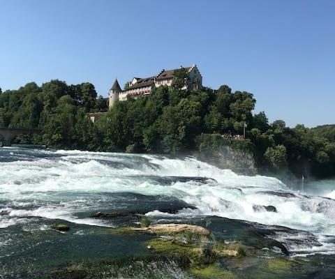 Rheinfälle bei Schaffhausen