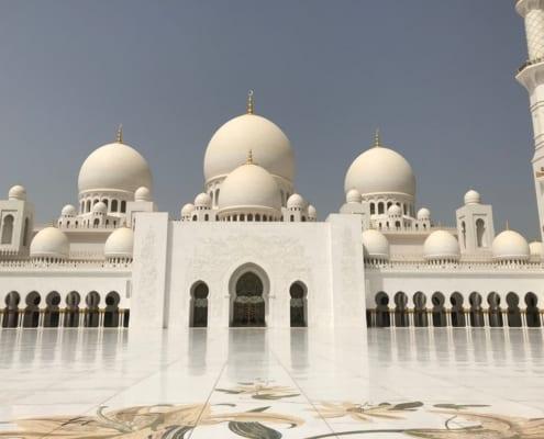 Highlights in Abu Dhabi