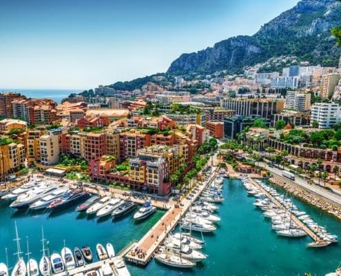 Monaco - mondän mit viel Flair