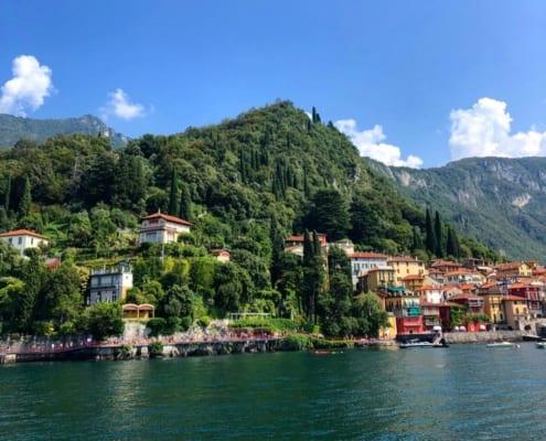 Seen in Italien und in der Schweiz