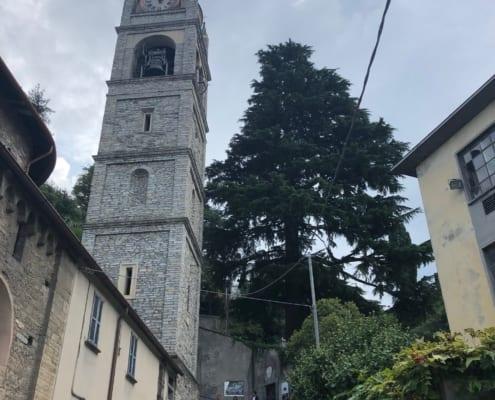 Kirche von Bellano