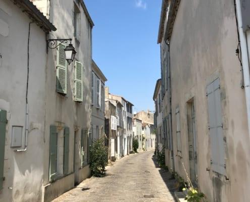 Sehenswürdigkeiten auf der Île de Ré
