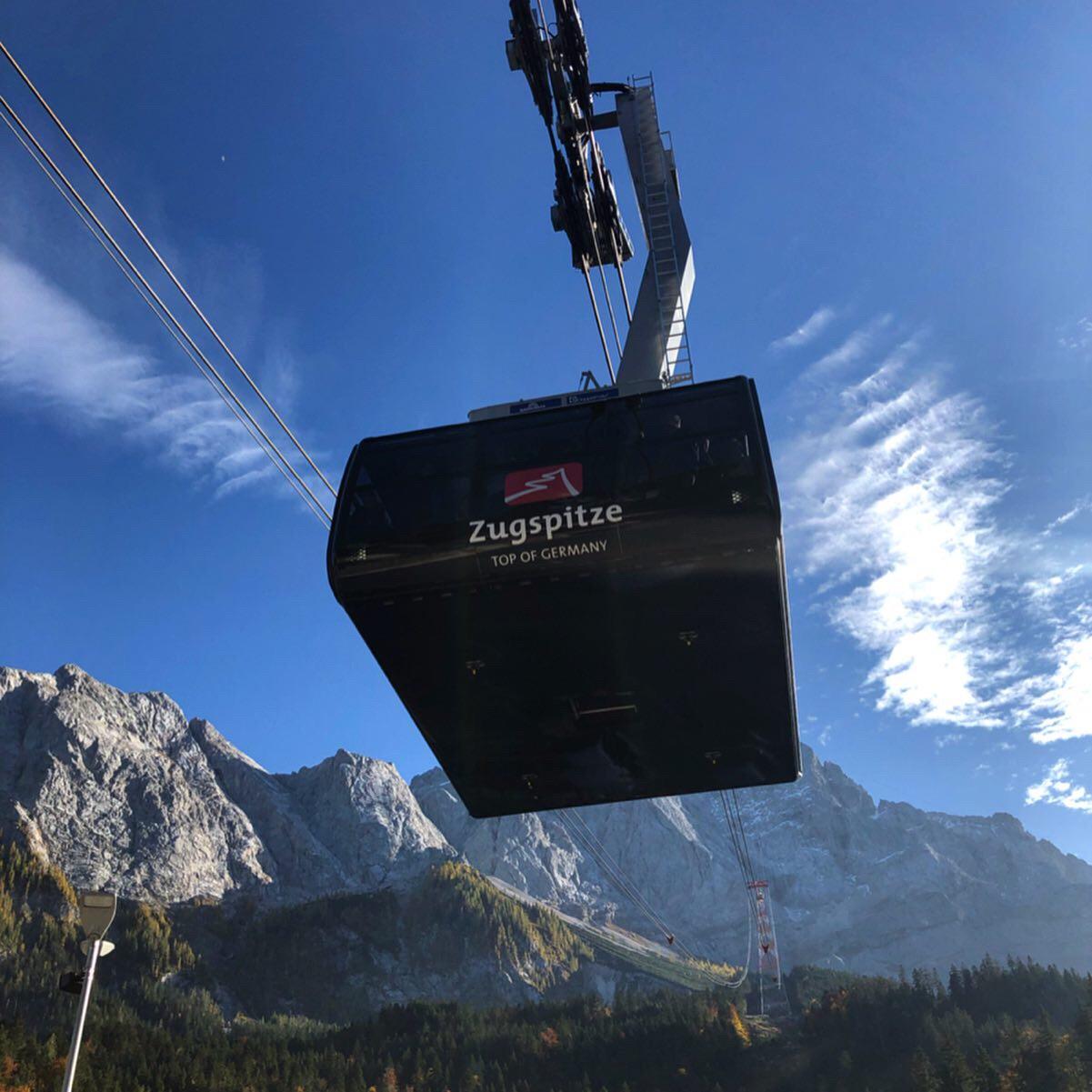 Ein spontaner Ausflug auf den höchsten Berg Deutschlands zeigt, dass die Zugspitze nicht nur einen genialen Ausblick zu bieten hat.