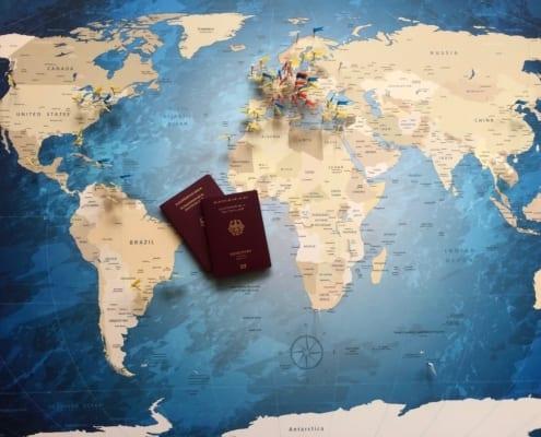 Fails bei der Reiseplanung