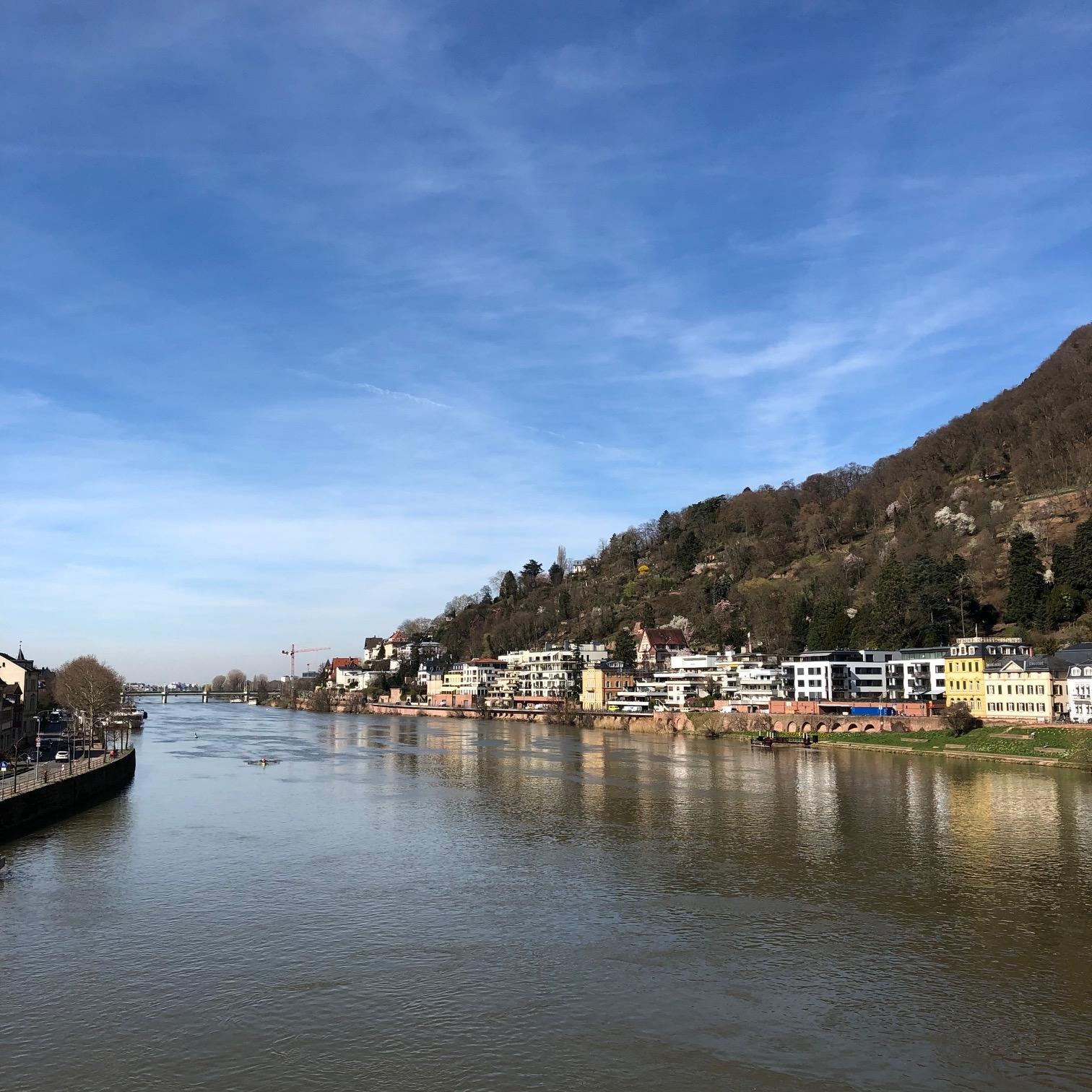 Romantisches Heidelberg