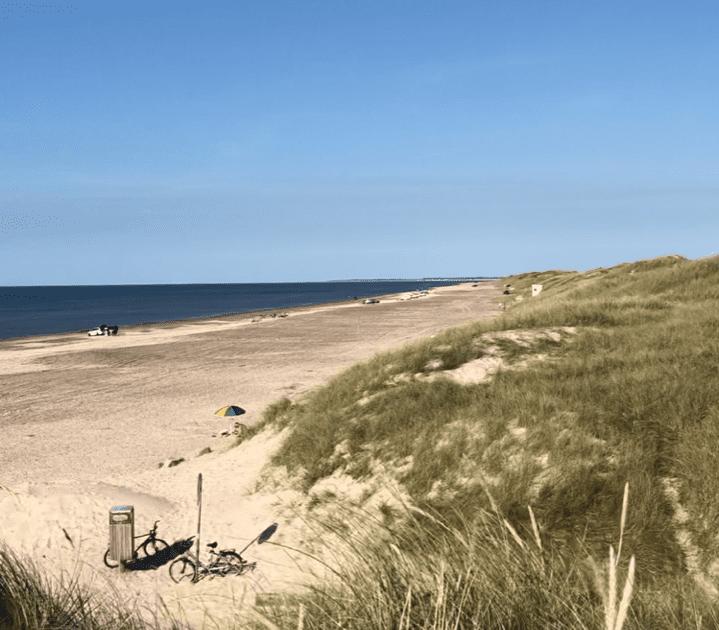 Blokhus und Tranum in Nordjylland